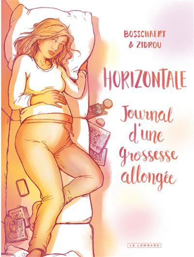 Journal d'une grossesse allongée