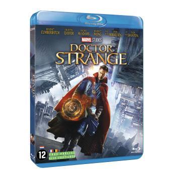 Dr StrangeDOCTOR STRANGE-BLURAY-BIL