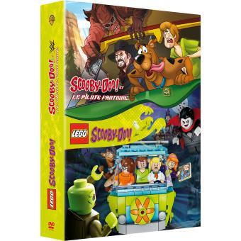 Scooby DooCoffret Scooby-Doo ! 2 films DVD