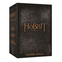 Le Hobbit : La Trilogie (Version longue) - Coffret DVD