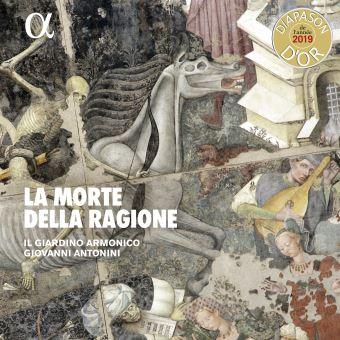 LA MORTE DELLA RAGIONE/CD+BOOK