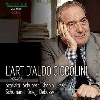 L'Art d'Aldo Ciccolini Coffret