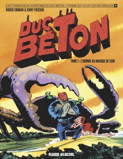 Le Duc Béton à la plage