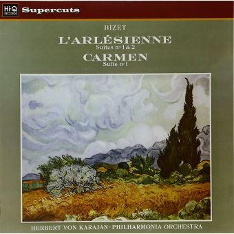 ARLESIENNE/CARMEN/LP