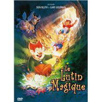 Le Lutin Magique DVD