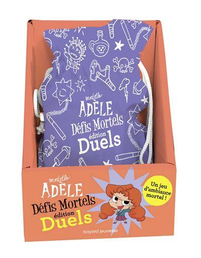 Mortelle Adèle - Défis Mortels édition Duels de Mr Tan