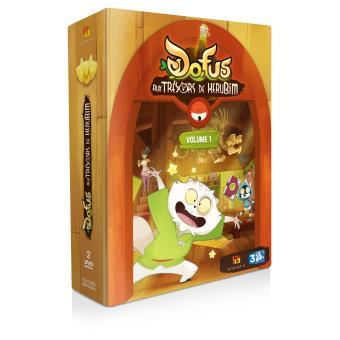 DofusDofus Aux trésors de Kerubim Volume 1 Coffret DVD
