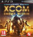 XCom Enemy Within Edition Commander PS3 - PlayStation 3