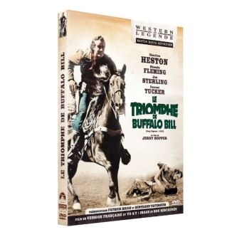 Le Triomphe de Buffalo Bill DVD