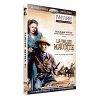 La vallée maudite Edition Spéciale Limitée Combo Blu-ray DVD