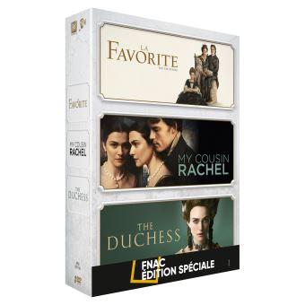 Coffret Costumes 3 Films Edition Spéciale Fnac DVD