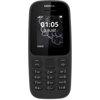 Nokia 105 Neo Black