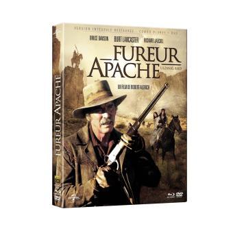 Fureur apache Combo Blu-ray + DVD