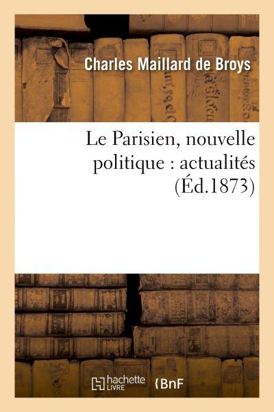 Le Parisien, nouvelle politique : actualités