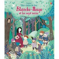 Coucou ! Mes contes de fées Blanche-Neige et les sept nains