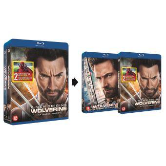X-men origins:wolverine/Wolverine-DUO-PACK-BIL-BLURAY