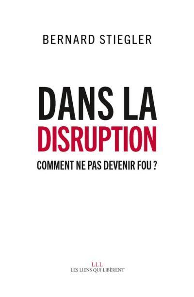 Dans la disruption - Comment ne pas devenir fou ? - 9791020903549 - 14,99 €
