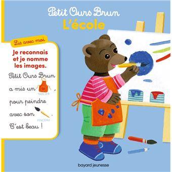 Petit ours brun petit ours brun lis avec moi l 39 cole - Petit ours brun va al ecole ...