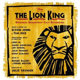 Lion king -broadway-