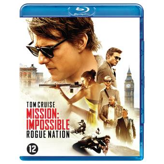 MISSION: IMPOSSIBLE 5 ROGUE NATION-BIL-BLURAY