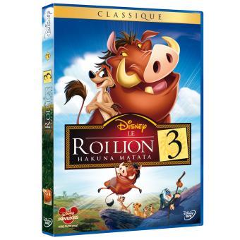 Le Roi lionThe Lion King 3 - Hakuna Mutata