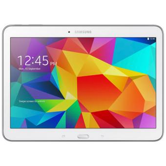 tablette tactile samsung galaxy tab 4 10 1 blanc 16 go wifi tablette tactile achat prix fnac. Black Bedroom Furniture Sets. Home Design Ideas