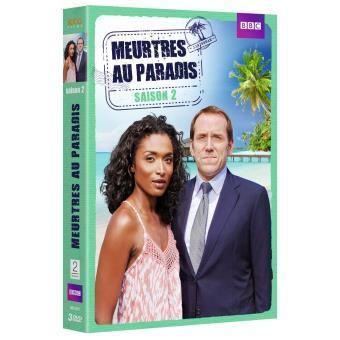 Meurtres au paradisMeurtres au Paradis Saison 2 Coffret DVD