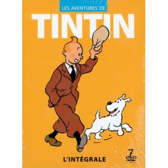 TintinTINTIN-INTEGR-7 DVD-VF