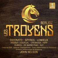 LES TROYENS/4CD+DVD