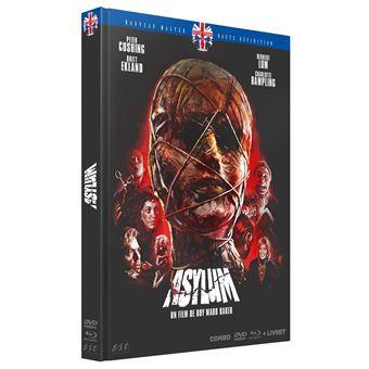 Asylum Edition Limitée Combo Blu-ray DVD