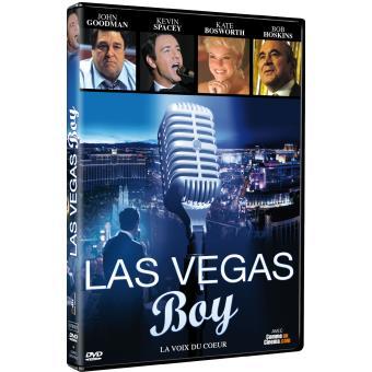 Las Vegas Boy DVD
