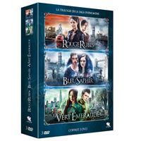 Coffret La Trilogie des gemmes DVD