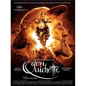 L'Homme qui tua Don Quichotte DVD
