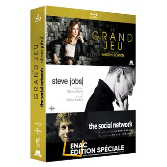 Coffret Sorkin Edition Spéciale Fnac Blu-ray