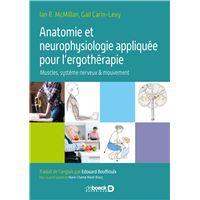 Anatomie fonctionelle, plysiologie et biomécanique pour l'ergothérapie