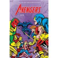 Avengers integrale t12 1975