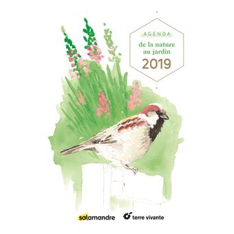 L'agenda 2019 De la nature au jardin