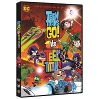 Teen Titans Go! DVD