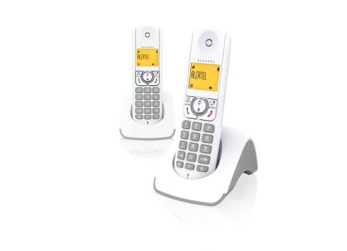 Alcatel F330 S PureSound Duo Gris