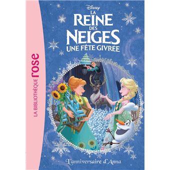 Frozen, La reine des neigeLA REINE DES NEIGES,16