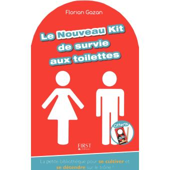 Le nouveau kit de survie aux toilettes