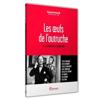 OEUFS DE L AUTRUCHE 1957-FR