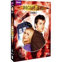 Coffret Doctor Who Intégrale de la Saison 2 DVD