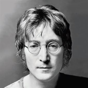 John Lennon Face - Canvas