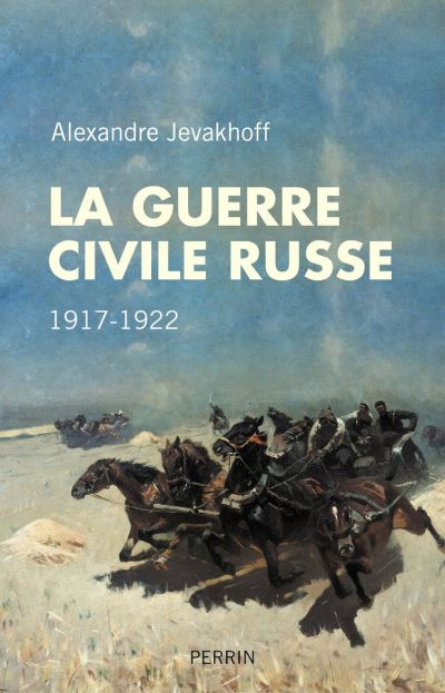 La guerre civile russe - 9782262064648 - 15,99 €