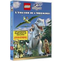 Lego jurassic world l evasion de l indominus