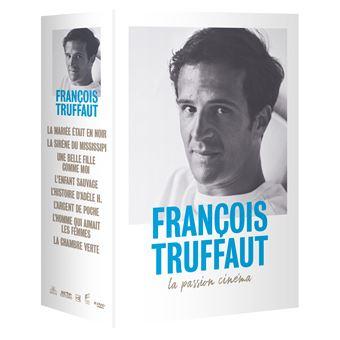 Coffret François Truffaut 8 Films DVD