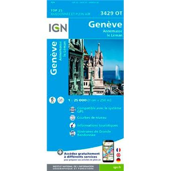 Genève Annemasse Le Léman