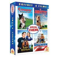 Coffret Chien 4 Films DVD