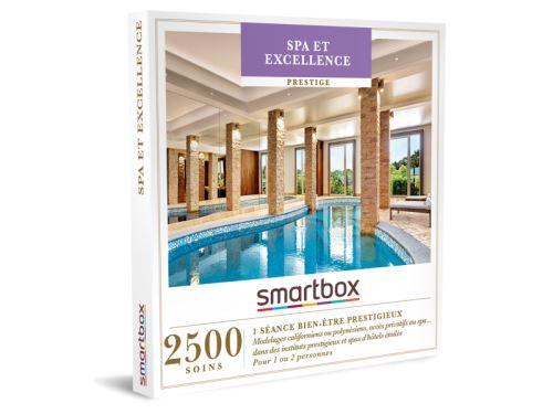 Coffret cadeau Smartbox Spa et excellence